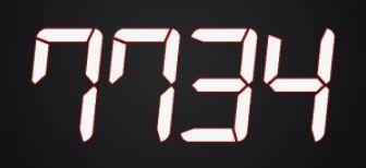 7734 Sabaton meaning