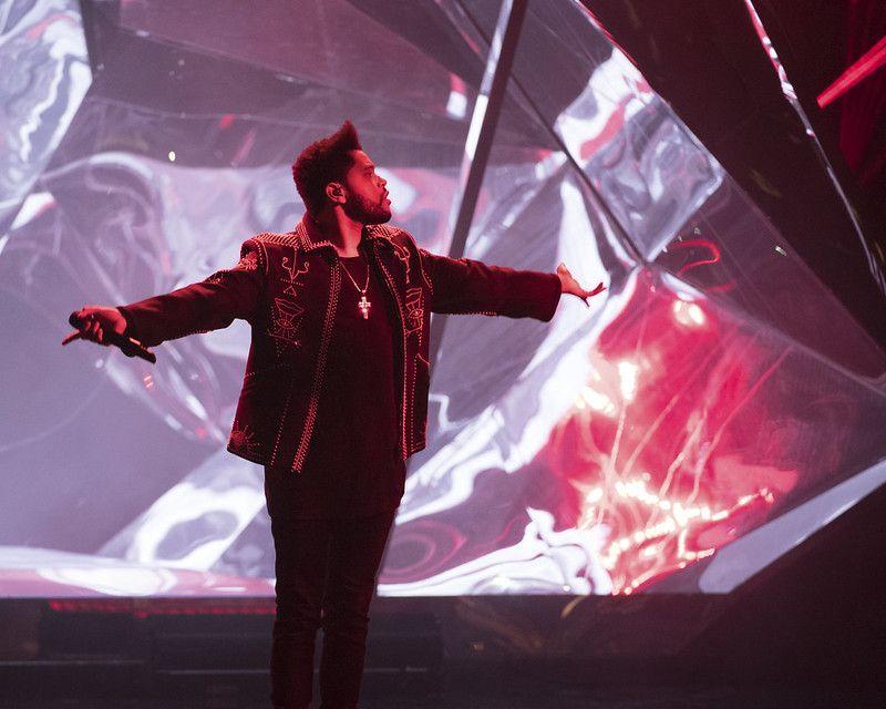 XO The Weeknd Shop