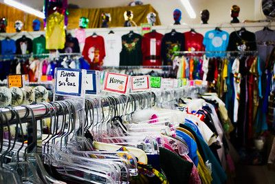 Macklemore Thrift Shop
