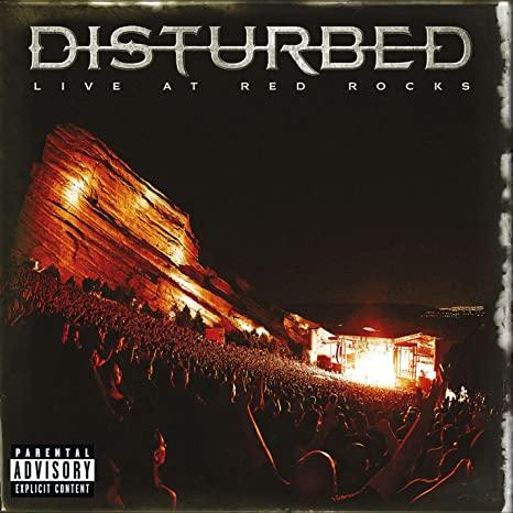 Disturbed concierto