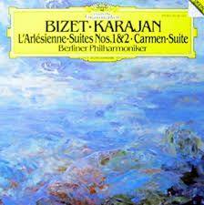 Karajan Carmen L'Arlesienne