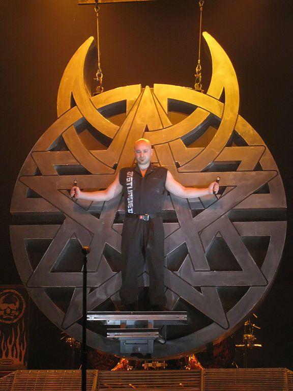David Draiman cantante Disturbed