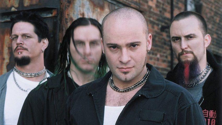 Disturbed heavy metal band
