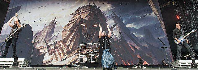 álbumes de Disturbed