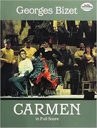 Carmen full score