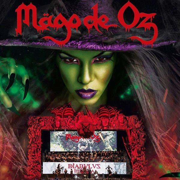Mägo de Oz en vivo