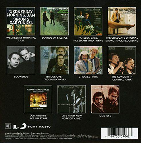 Albums Simon & Garfunkel