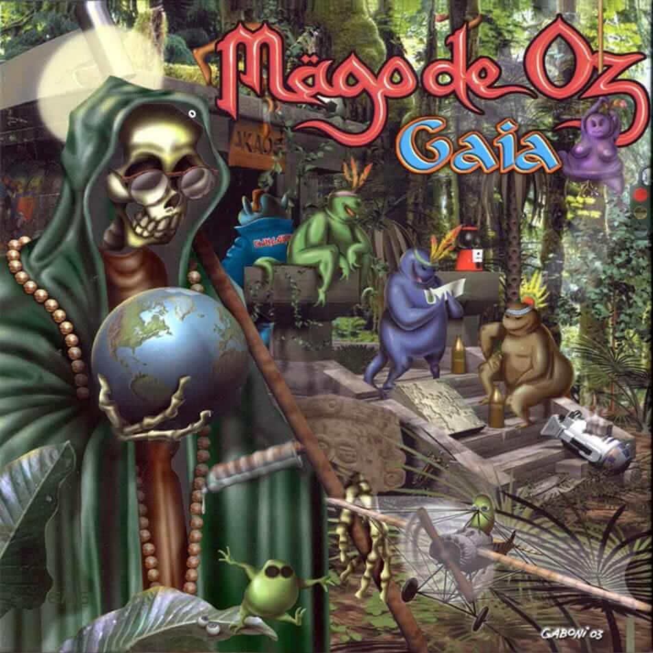 Mago de Oz Gaia