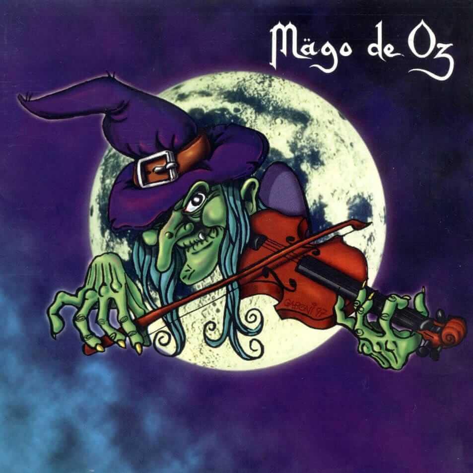 Primer Disco de Mago de Oz
