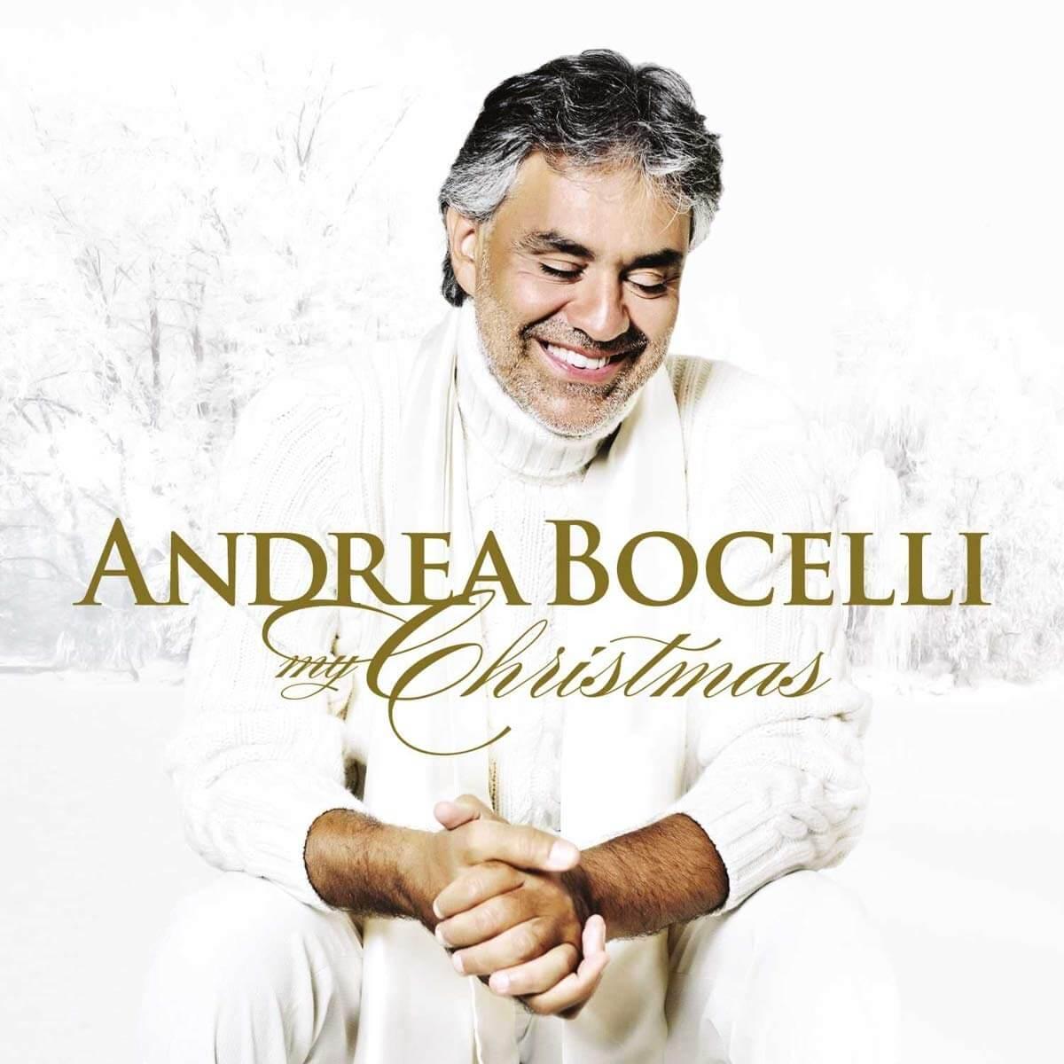 Disco de navidad de Andrea Bocelli