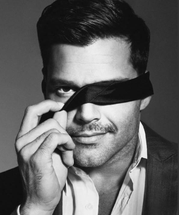 Ricky Martin gifts