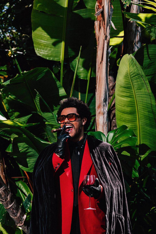 The Weeknd Álbumes y vida