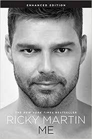 Ricky Martin autobiography