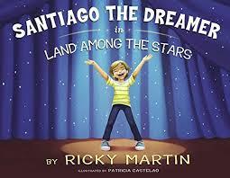 Ricky Martin children book