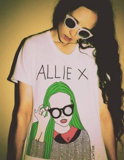 Allie X álbumes