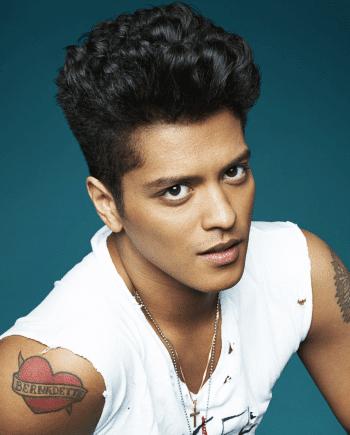 vida de Bruno Mars