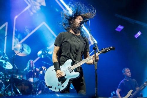 Wembley Foo Fighters