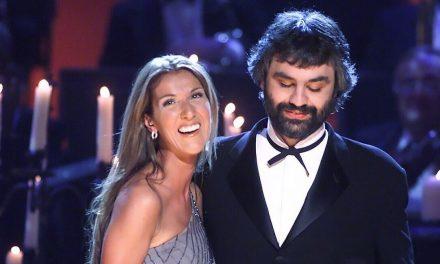 """ANDREA BOCELLI y CELINE DION The Prayer 🙌🏽 <span style=""""color:#000000""""> Uno de los mejores duetos de la historia</span>"""