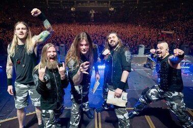 Best of SABATON. History told through Heavy Metal songs